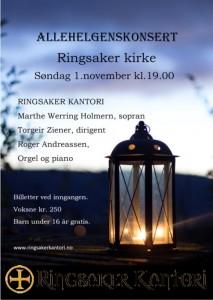 3allehelgenskonsert 2015