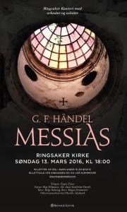 Plakat Messias 2016